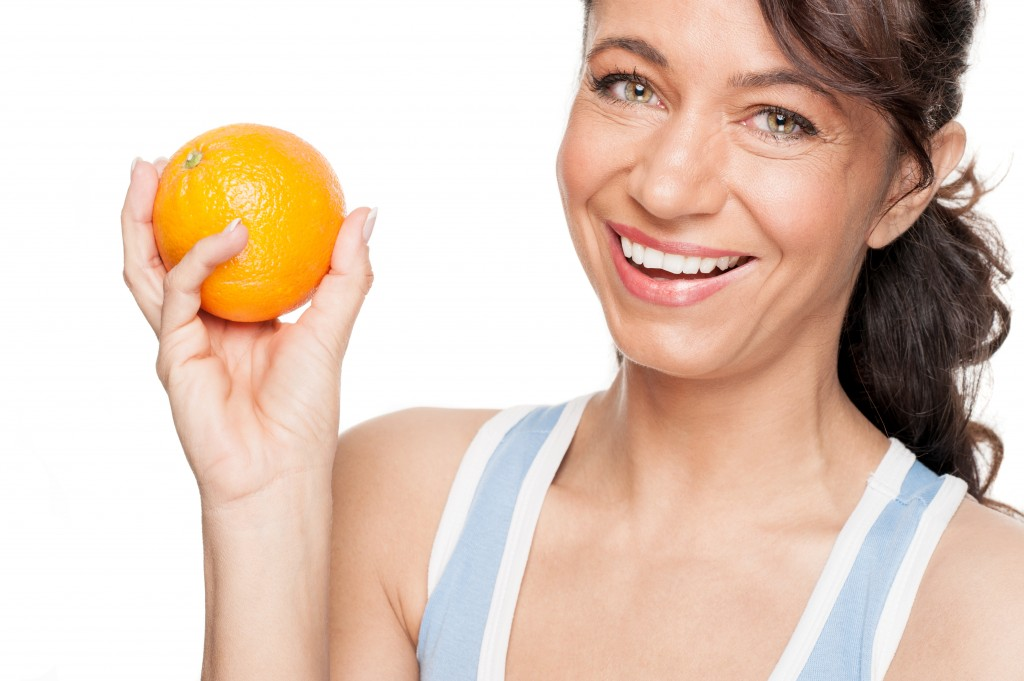 Healthy food choices to combat stress