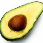Avocado full of healthy nutrients