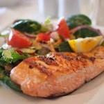 Salmon is full of Omega-3