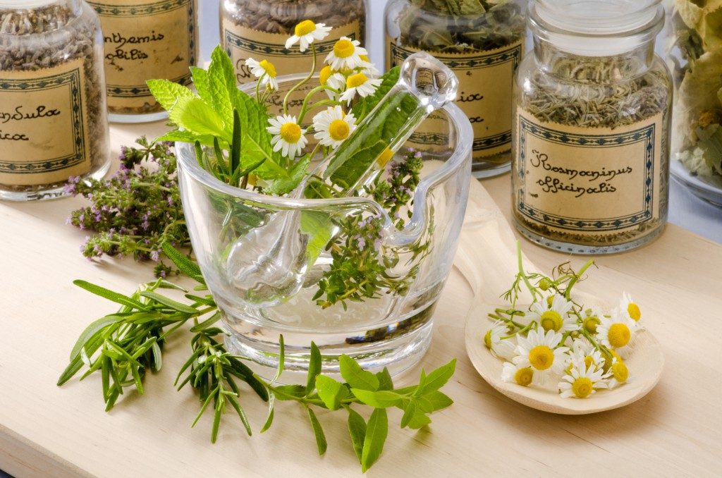 Herbal aromatic medicine